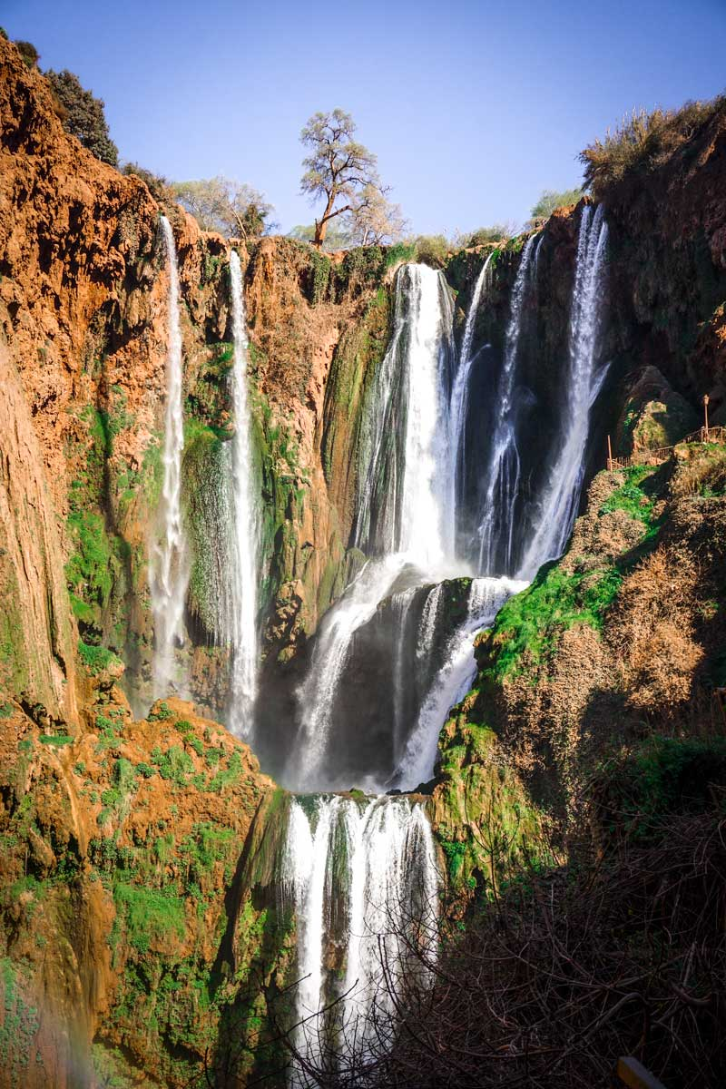 the-ozoud-falls-in-Morocco