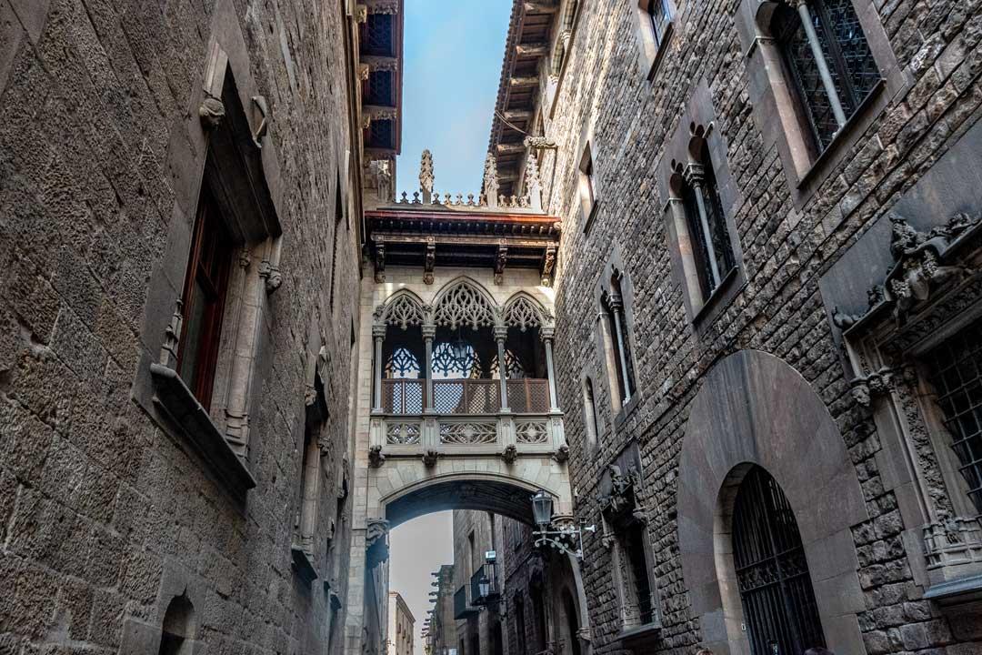 2-days-in-barcelona-gothic-quarter