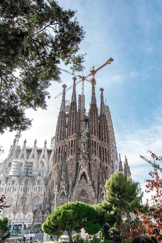 2-days-in-barcelona-sagrada-familia