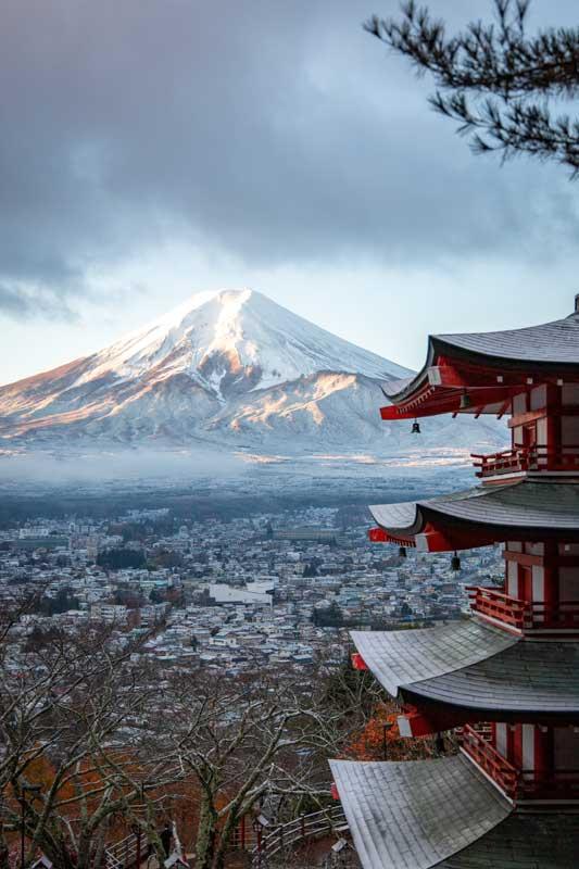 asian-landmarks-mount-fuji