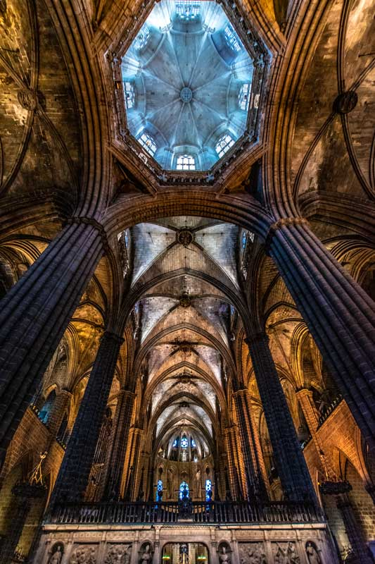 barcelona-itinerary-barcelona-cathedral