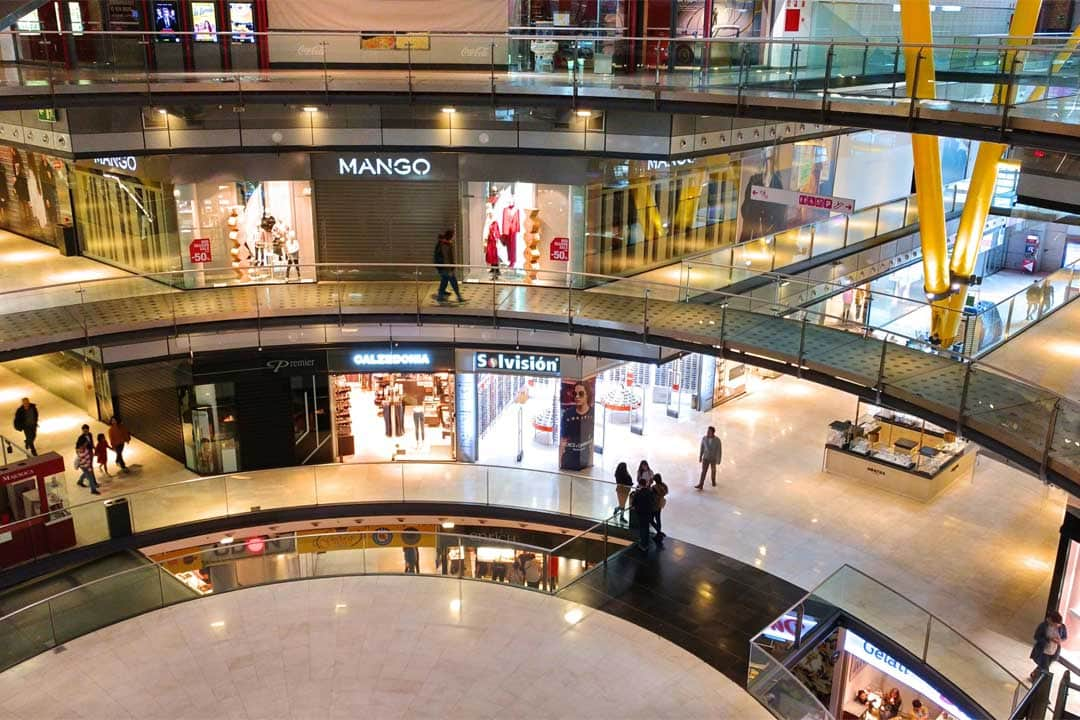 barcelona-shopping-mall