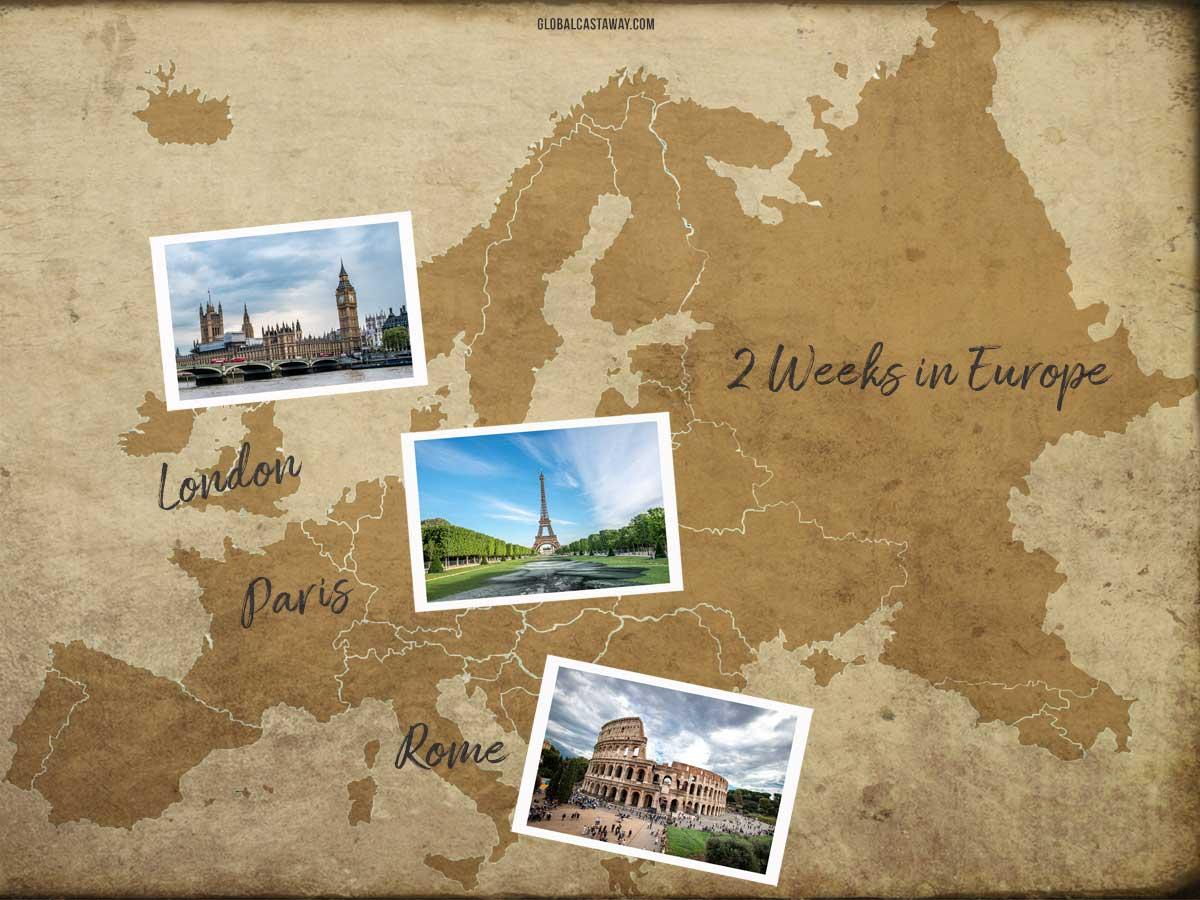 london-paris-rome-map