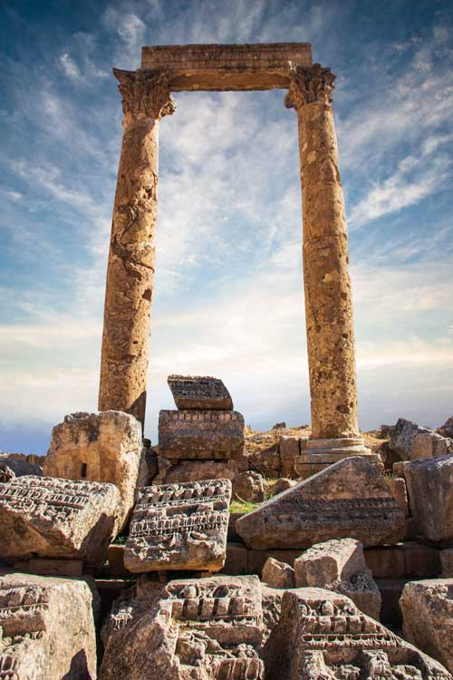 roman-ruins-in-jerash