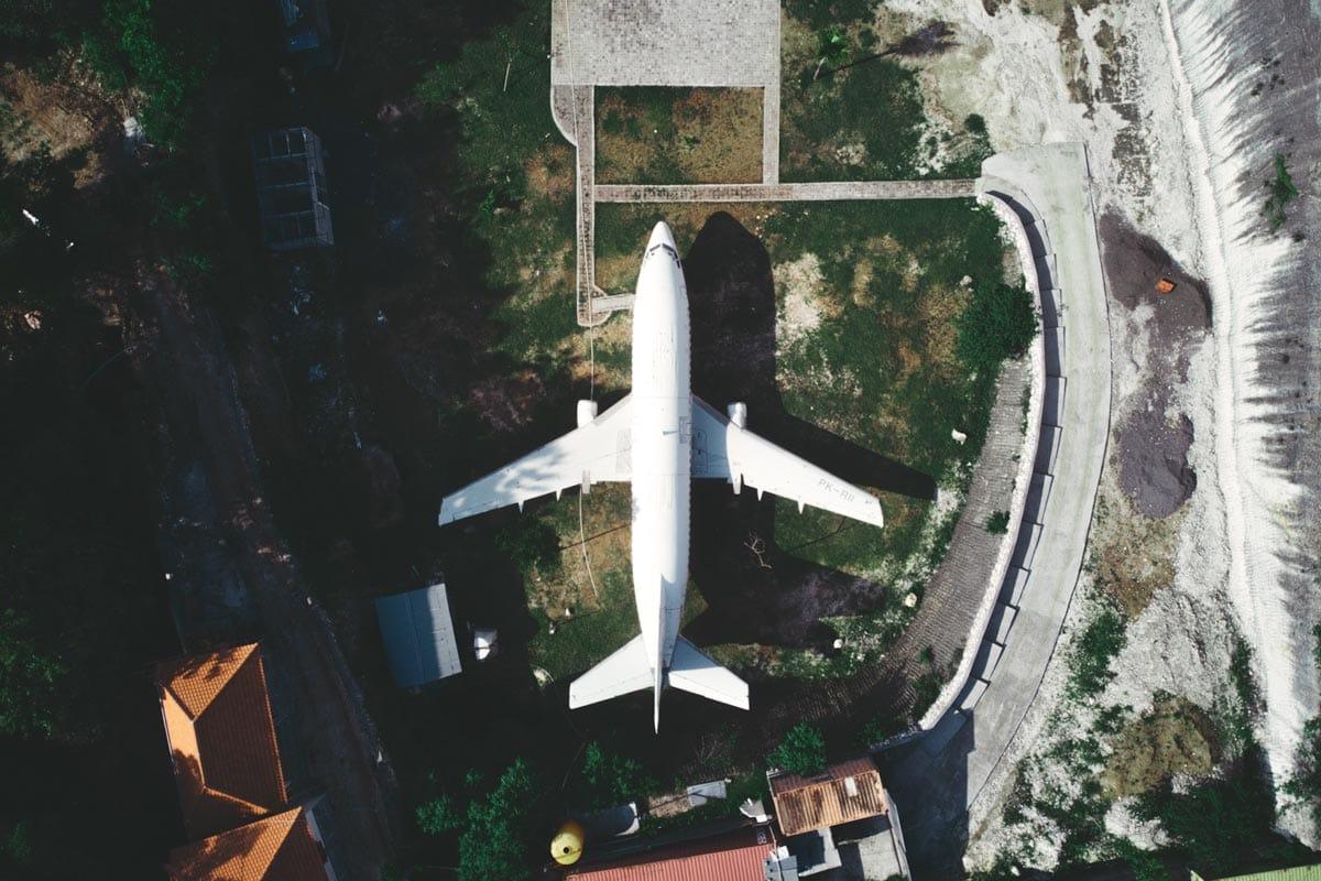 bali-abandoned-plane-from-a-birdeye-view