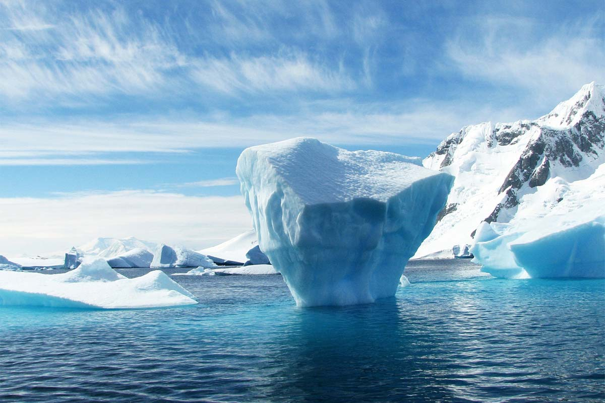 iceberg-in-antarctica