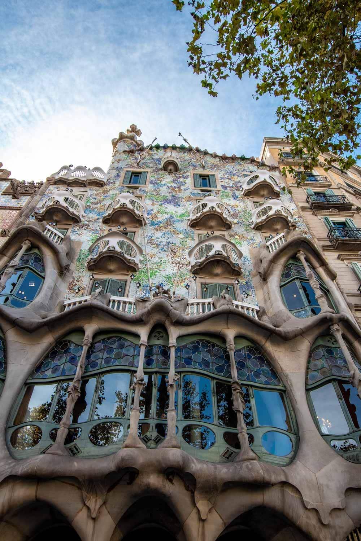 barcelona facts - casa batllo