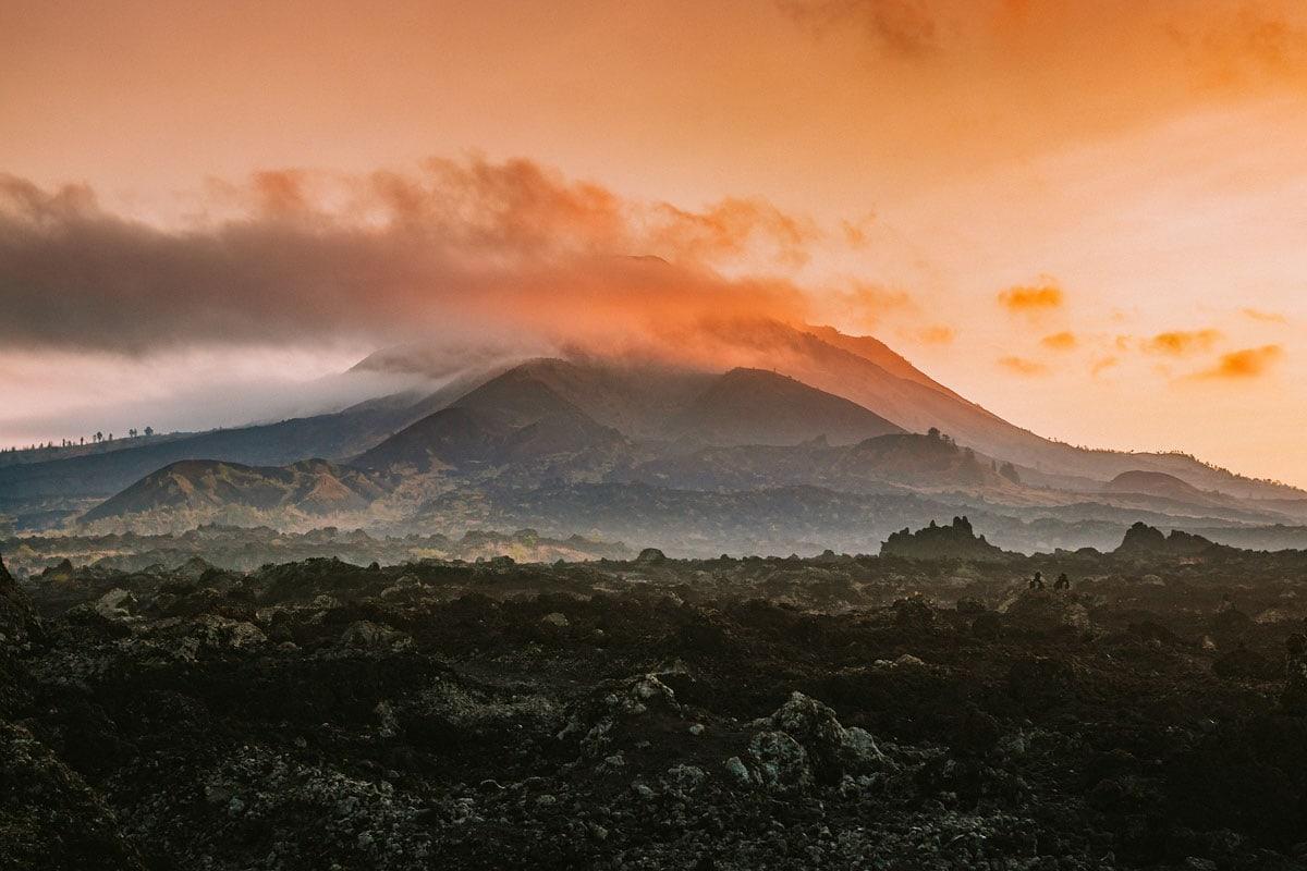 mount-batur-on-sunset