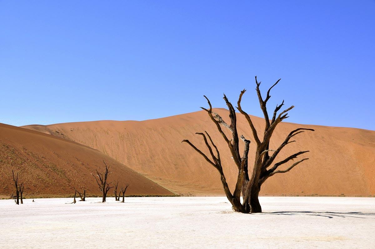 namibia deser view