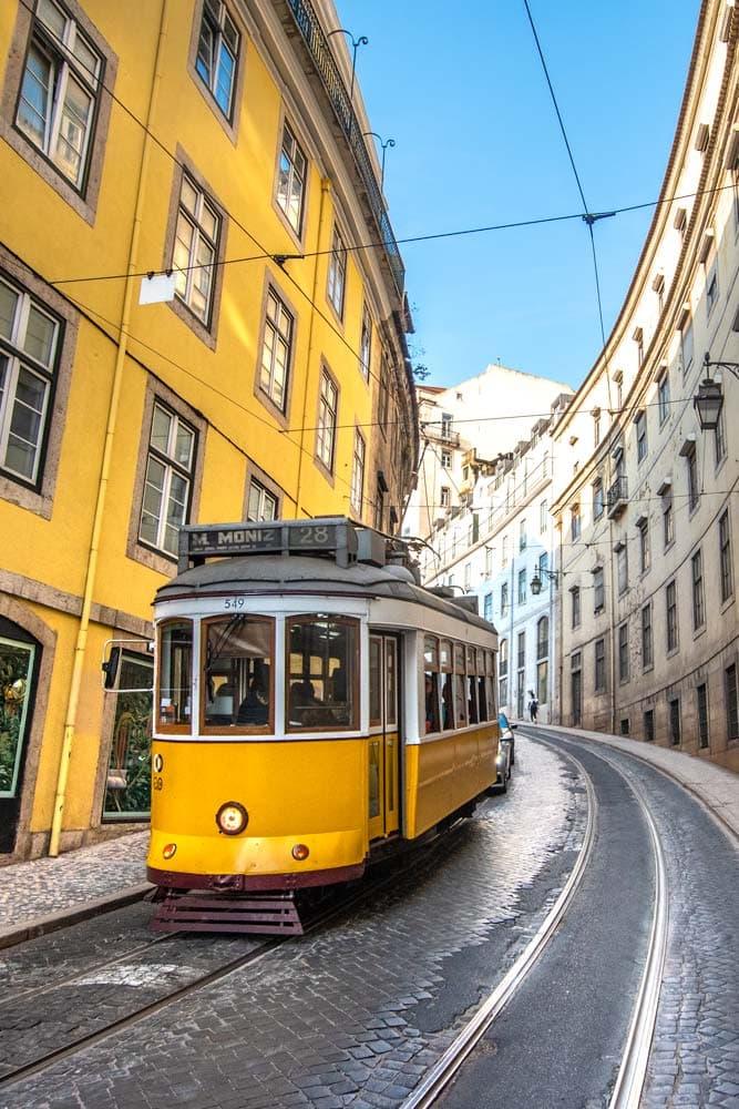 tram-in-lisbon
