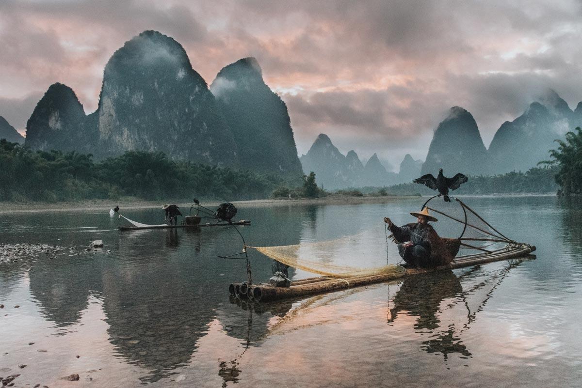 travel-bucket-list-bird-fishermen-in-china