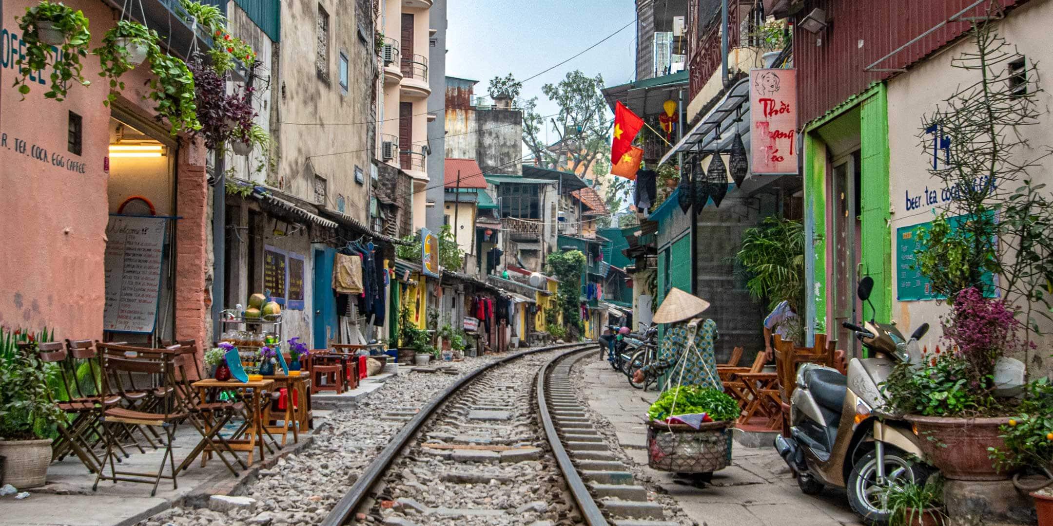 The Peculiar Hanoi Bucket List