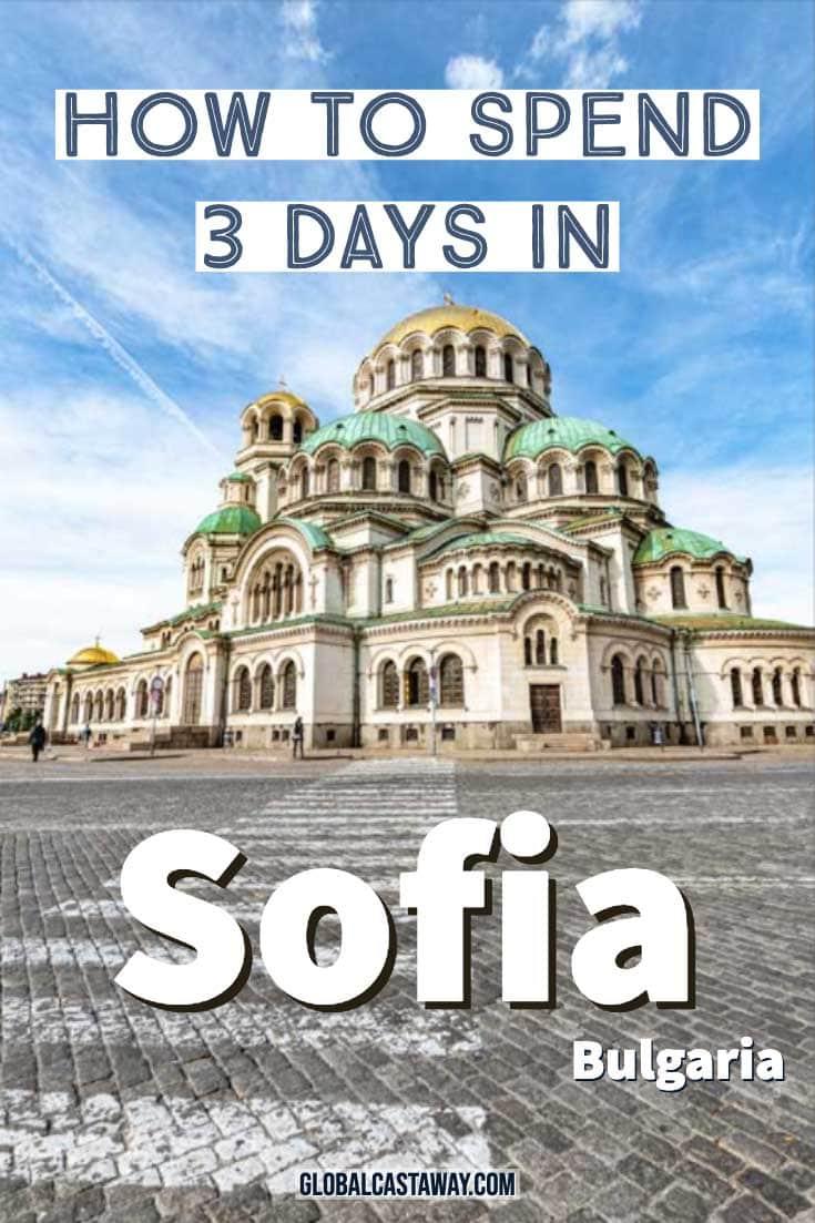 sofia itinerary pin