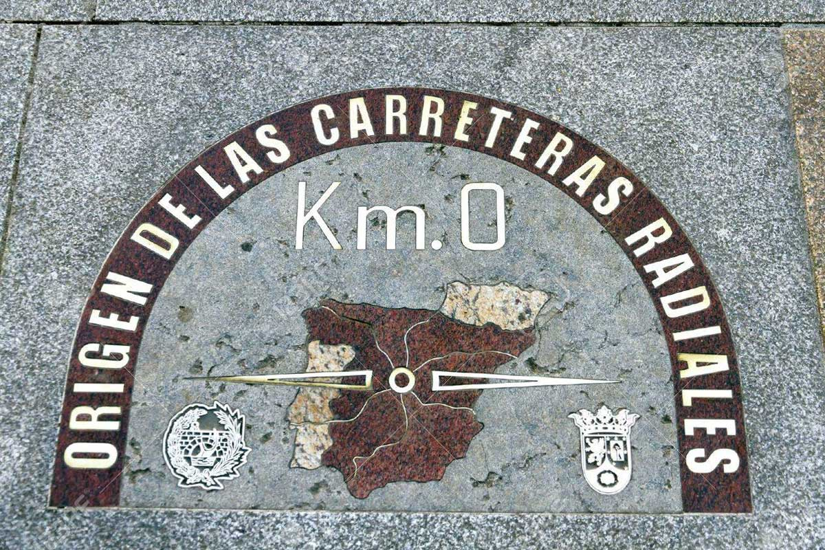 km0-plaque-in-madrid