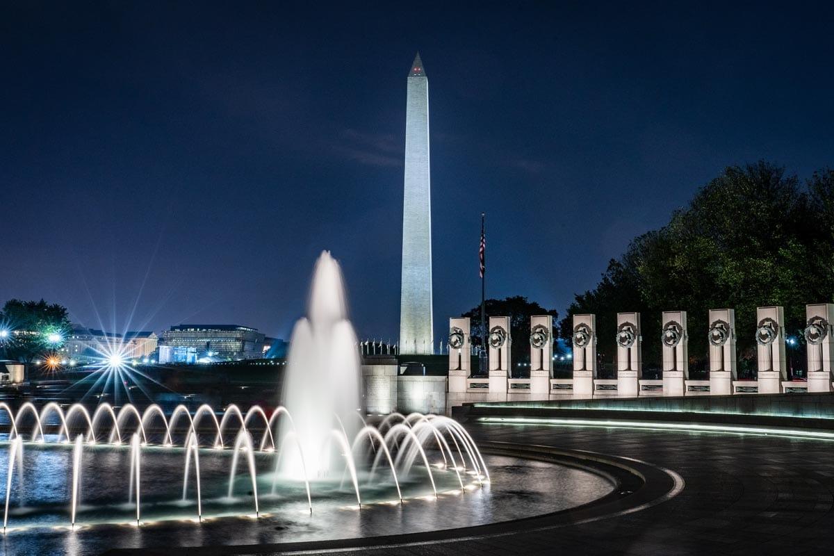 landmarks-in-north-america-washington-monument