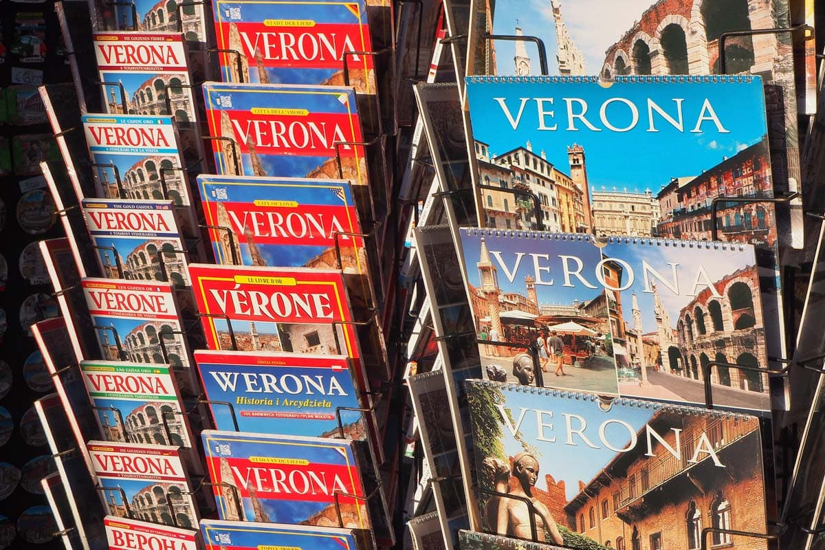 close-up-of-verona-guides-and-maps