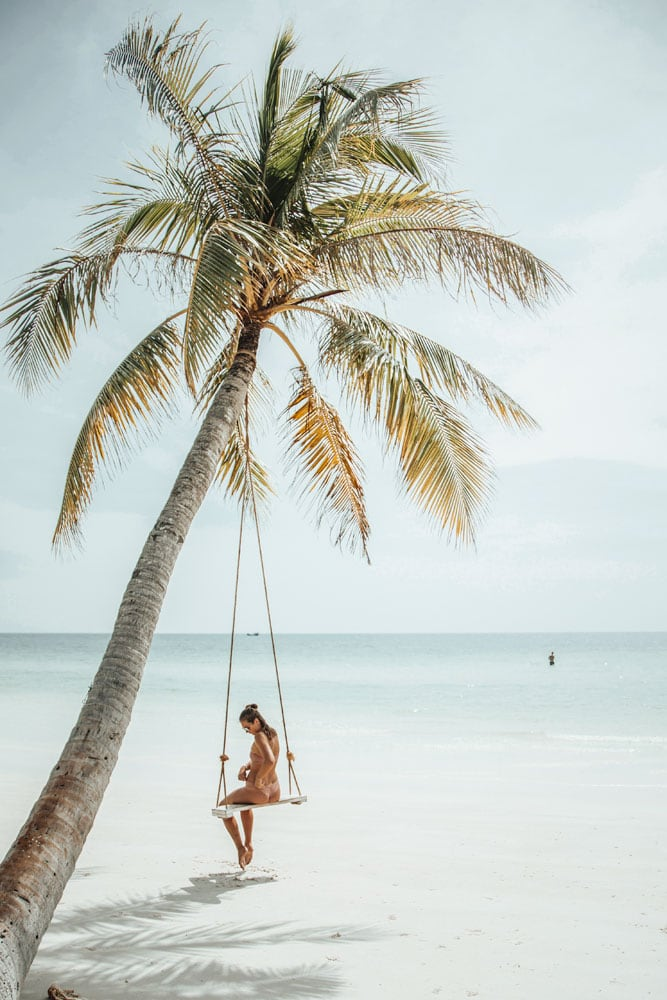 girl-on-a-palm-swing