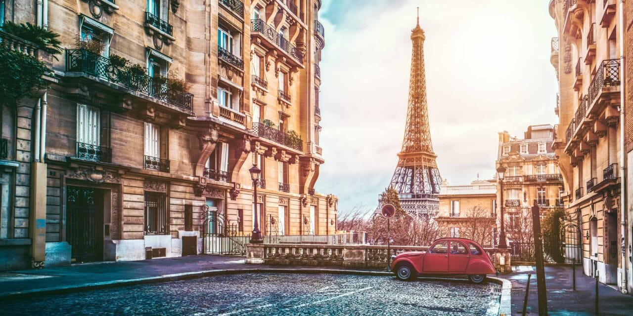 The Magnificent Paris Bucket List