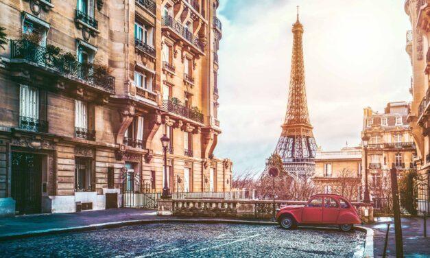 The Magnificent Paris Bucket List