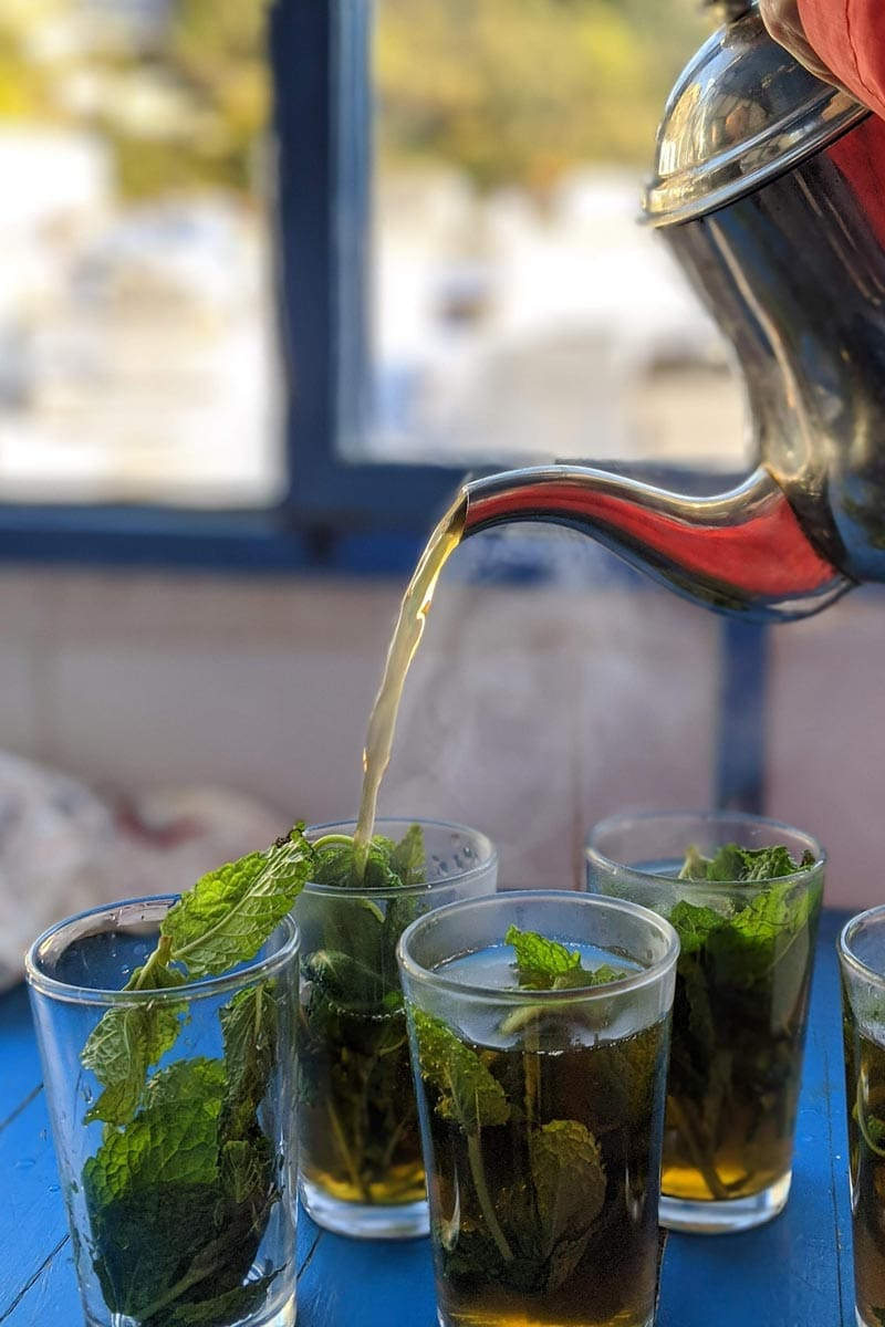 what-is-morocco-famous-for-mint-tea