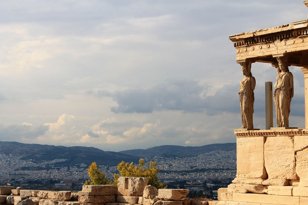 an-overview-of-athens-with-a-part-of-the-acropolis-in-sight