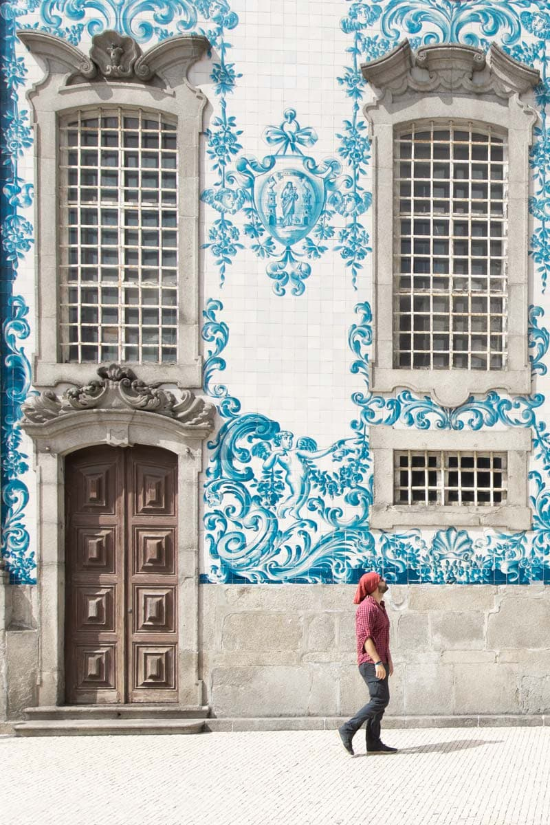 What Portugal is famous for - azulejos