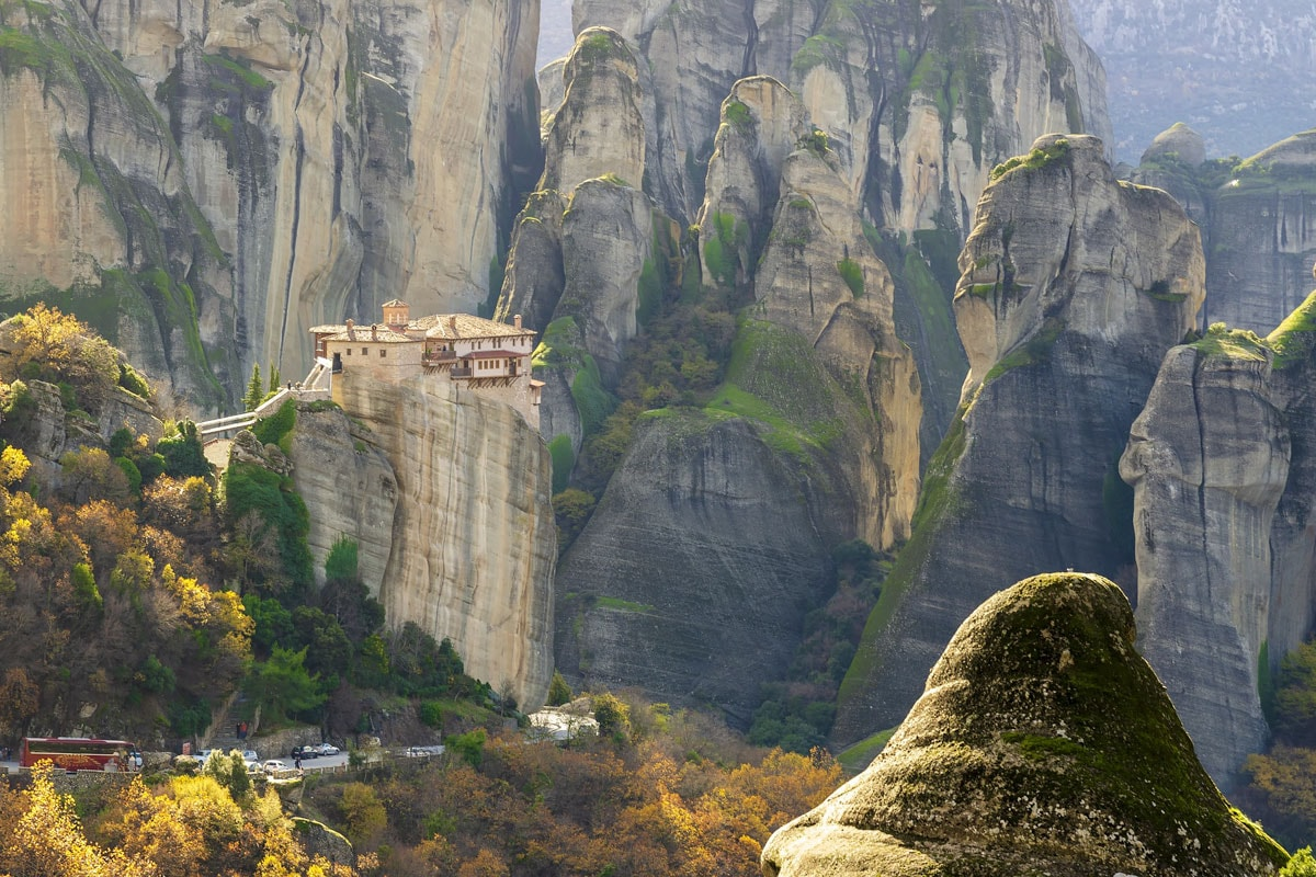 facts-about-greece-monastery-on-a-rock-pillar