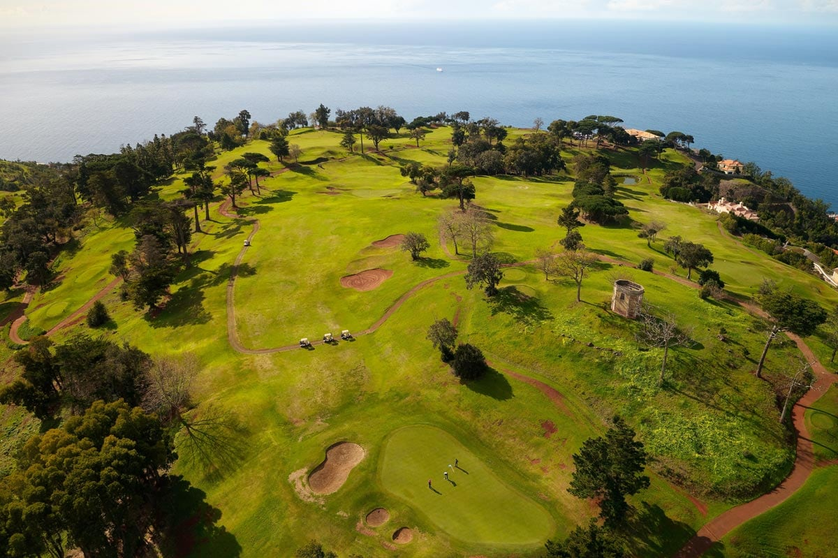 golf-course-in-maderia-shot-from-a-drone