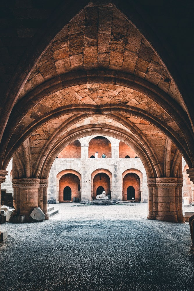 medieval-construction-arch-in-rhodes