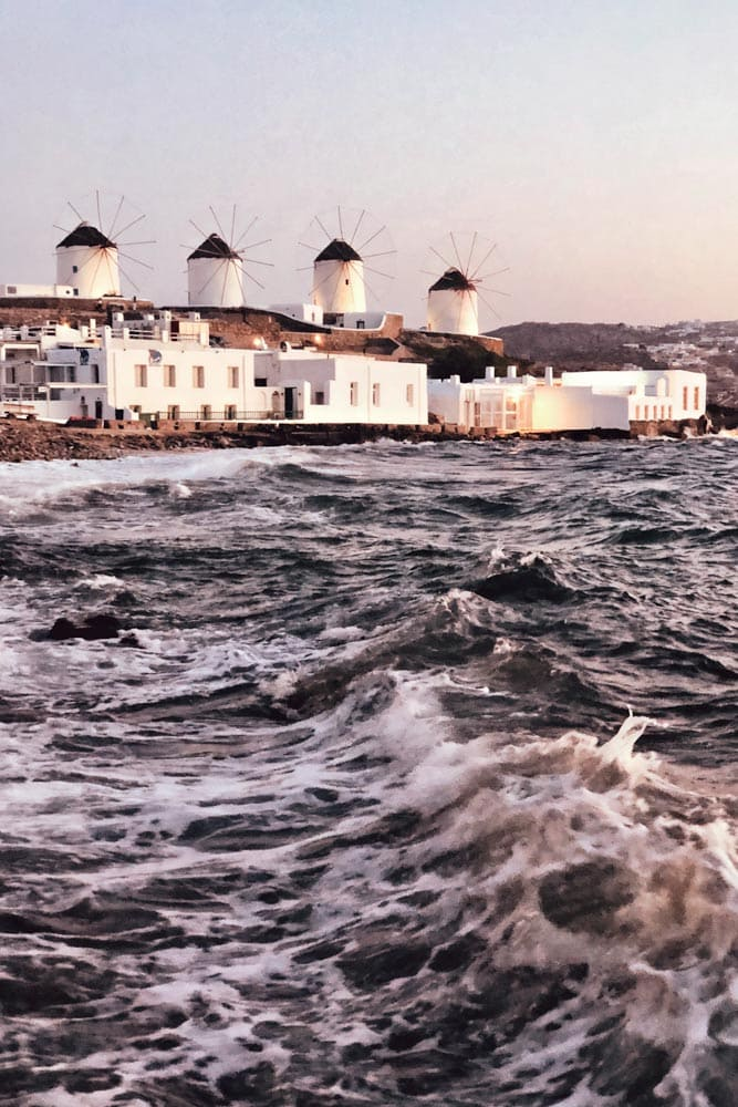 sea-with-white-windmills-in-the-background