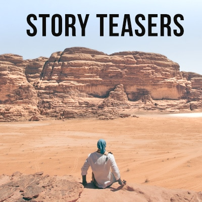 Global Castaway story teasers