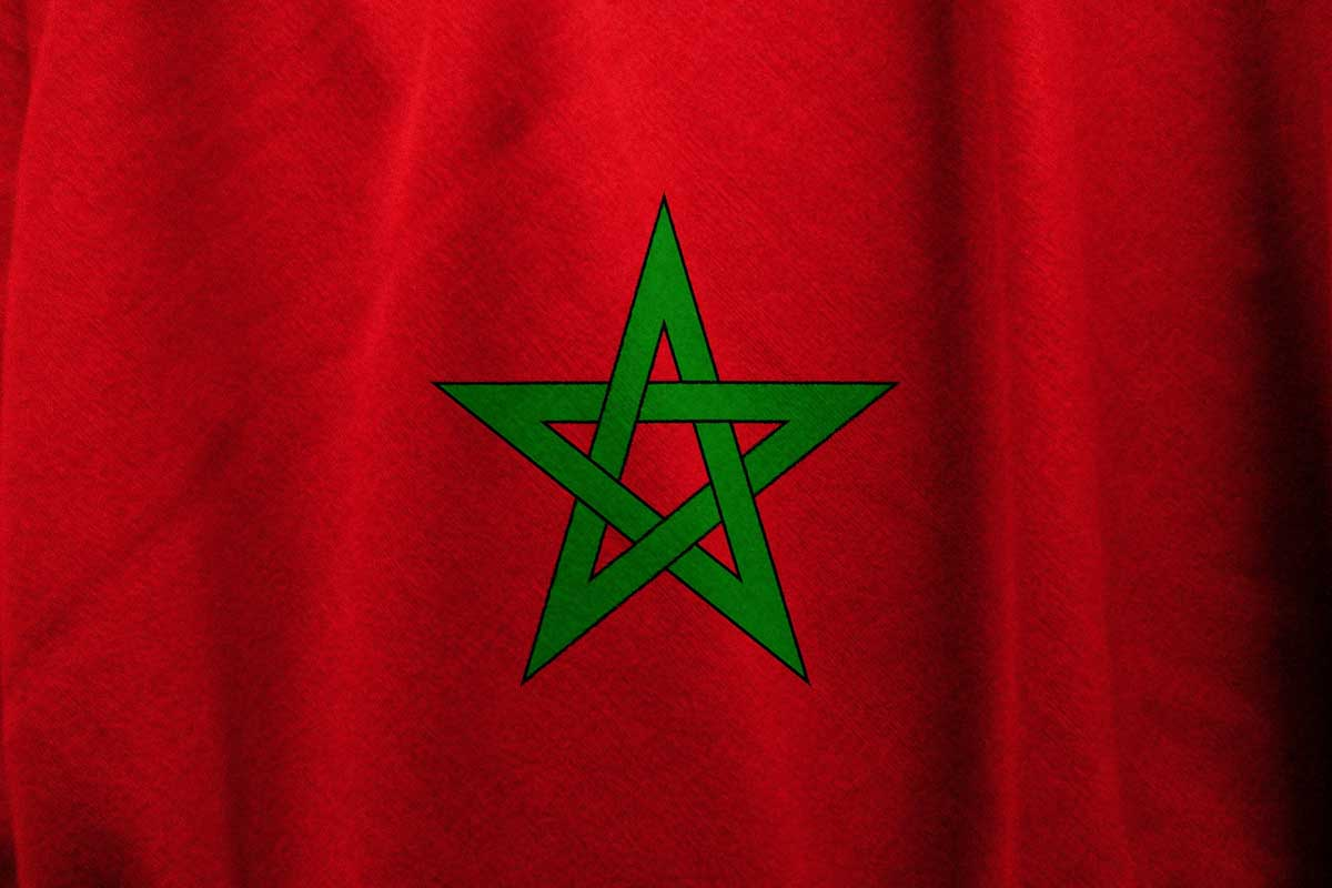 fun-facts-about-morocco-close-up-of-the-morrocan-flag