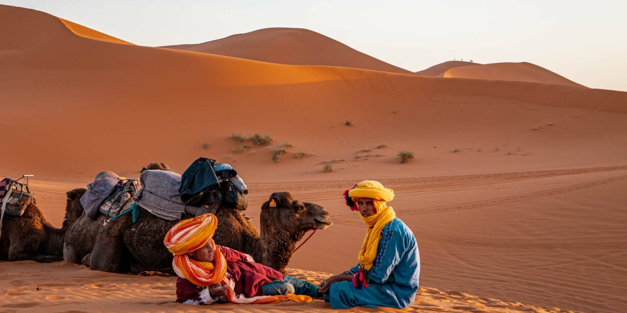 Top 20 Fun Facts About Morocco