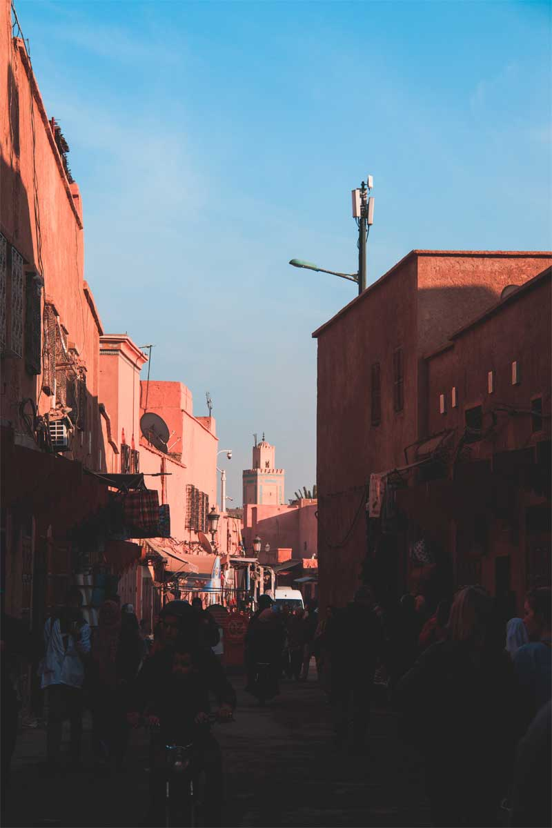 what-marrakech-is-known-for-rose-city-on-sunset