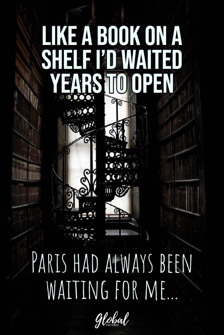 paris-had-been-waiting-for-me-quote-on-a-dark-library-background