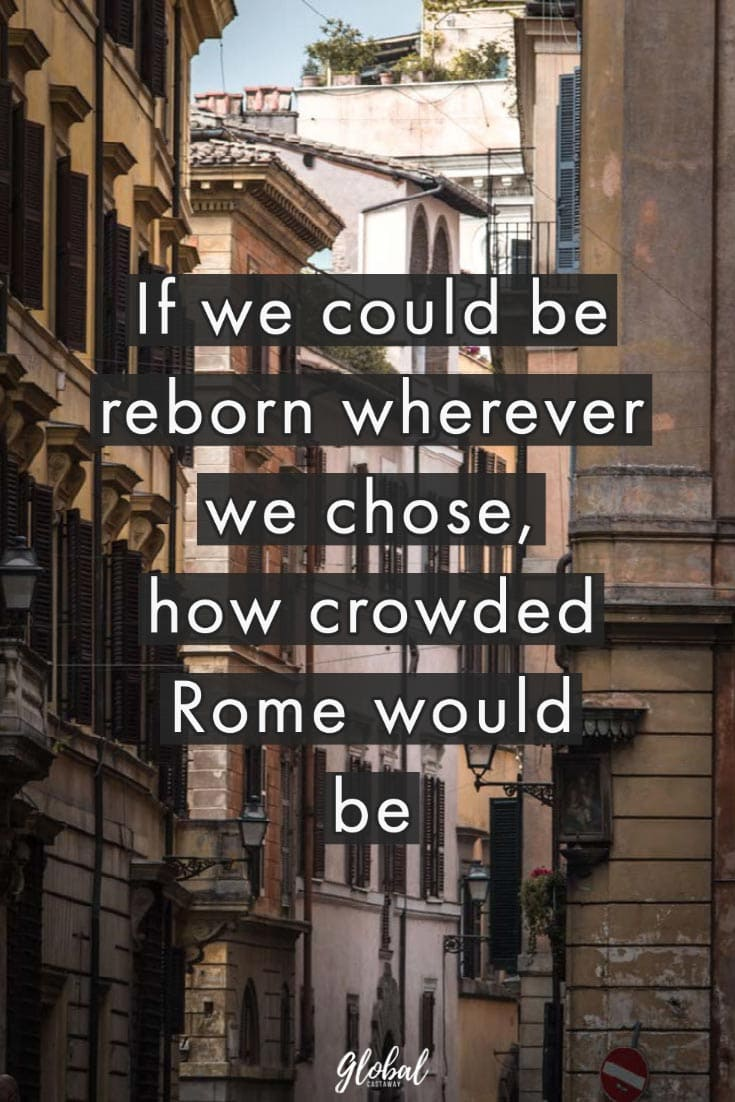 how-crowded-rome-would-be-quote