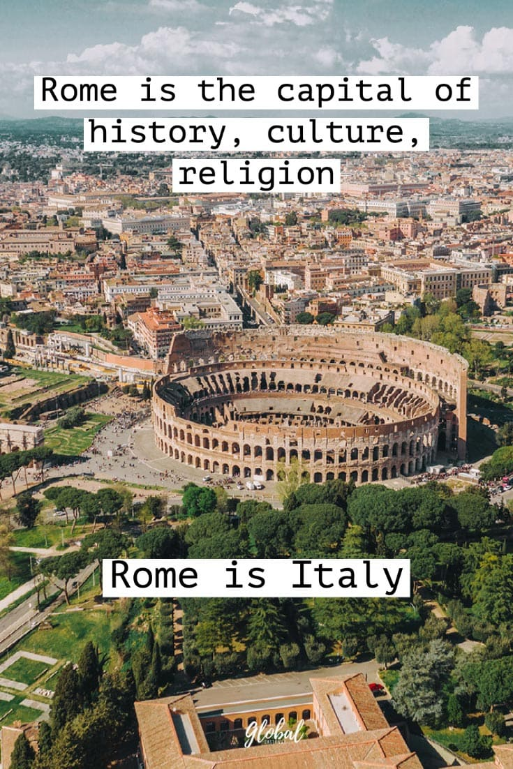 rome-is-italy-quote