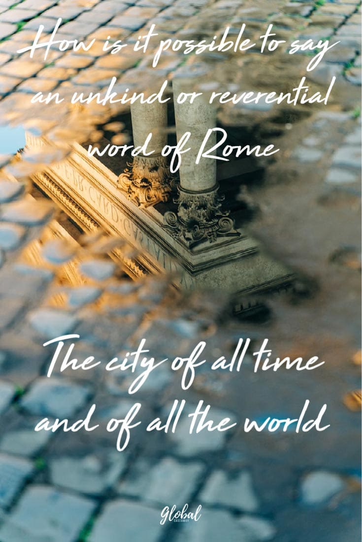 unkind-word-of-rome-quote