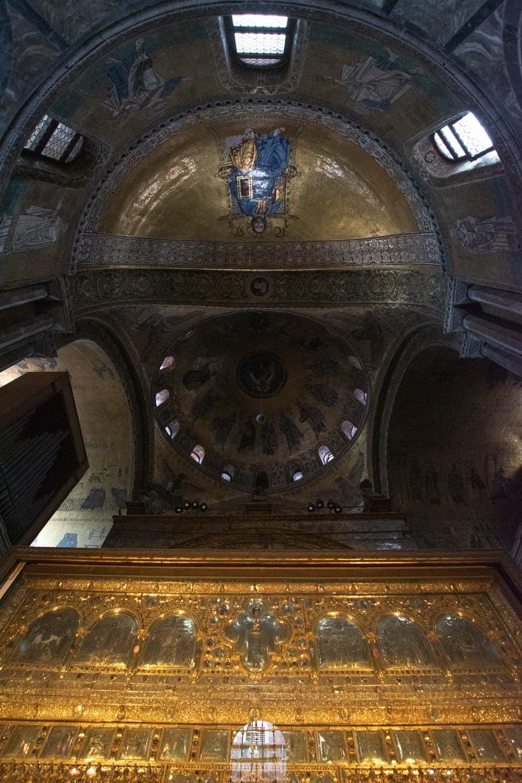 st-mark-basilica-inside