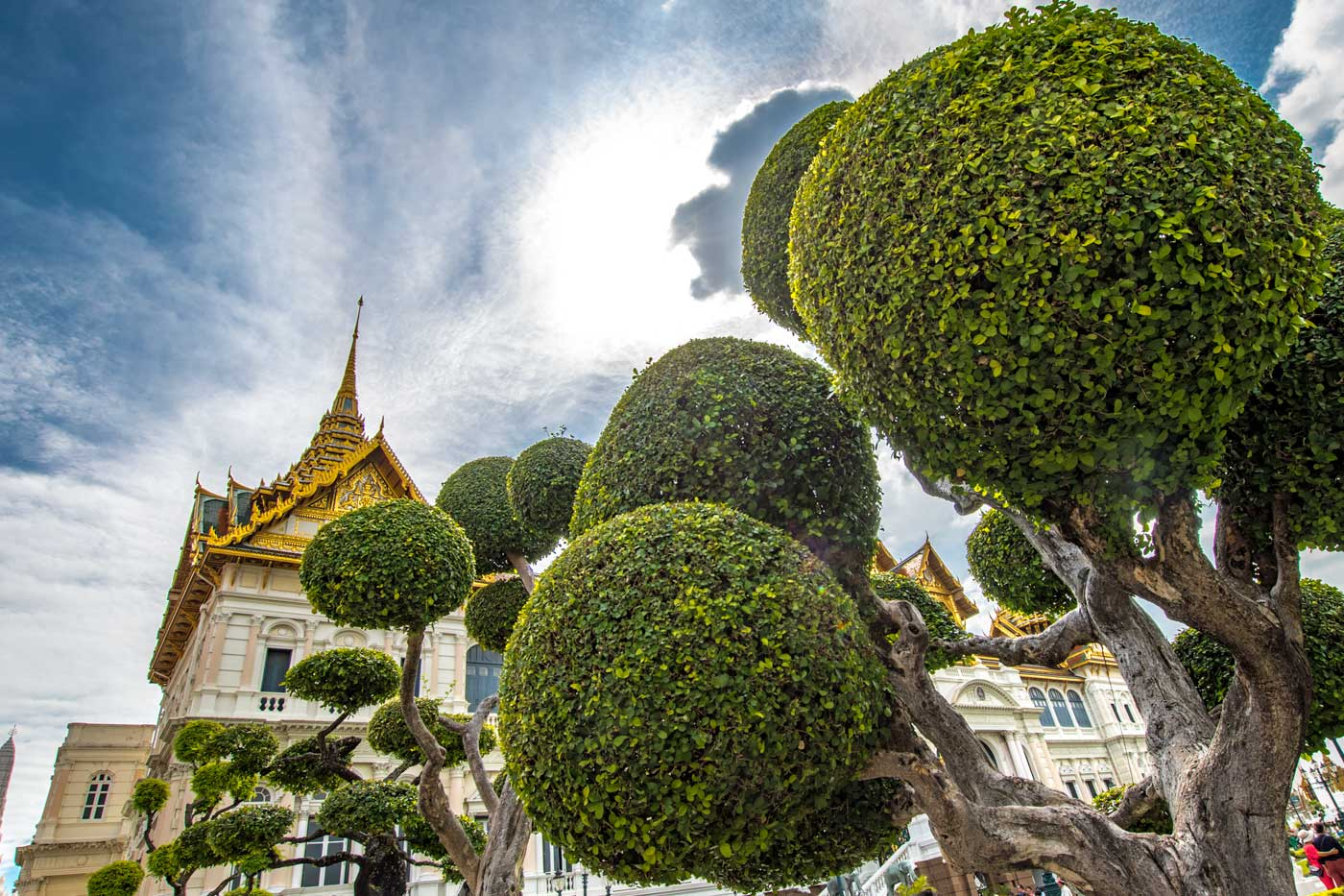 kings palace in bangkok