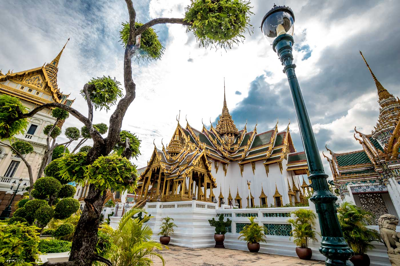 bangkok facts - kings palace