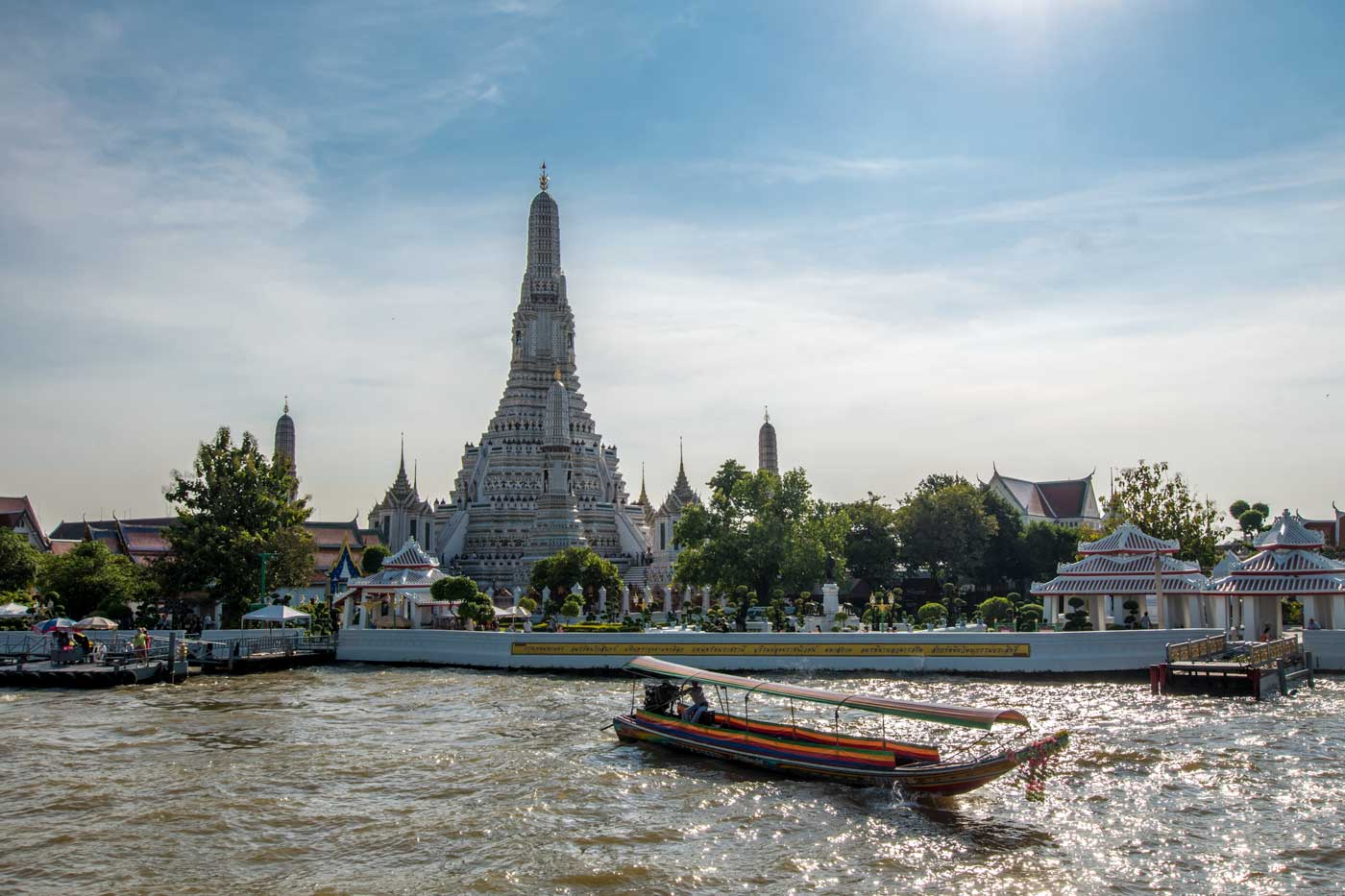 bangkok facts - temple of dawn
