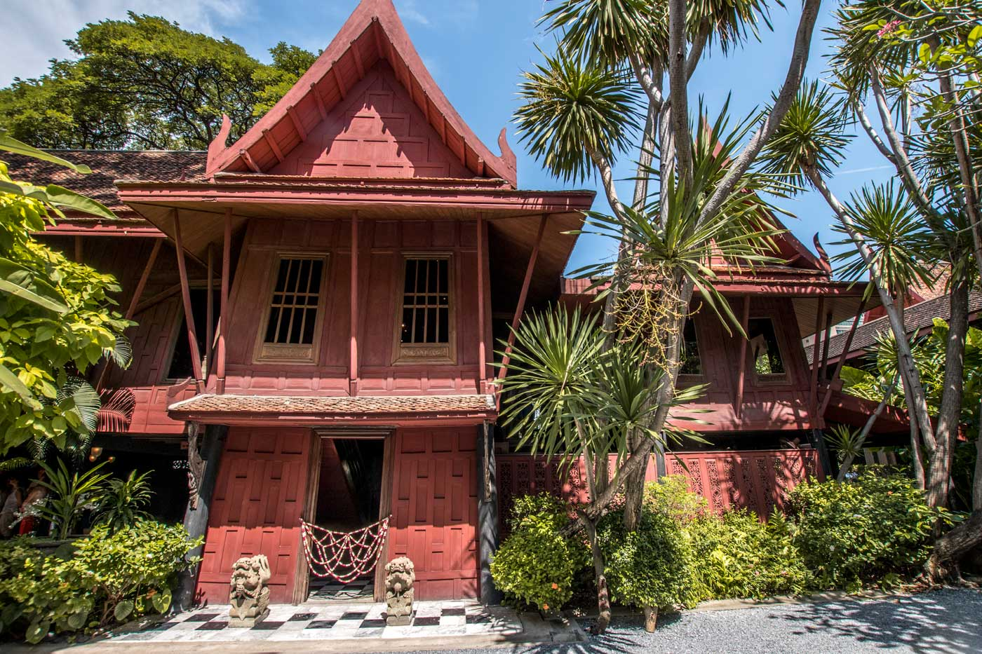 bangkok facts - jim thompson house