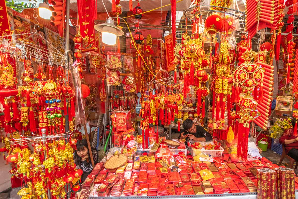 Hanoi photos - Lunar New Year is coming