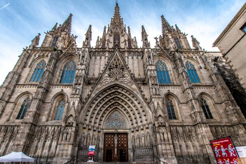 Barcelona facts -Barcelona Cathedral