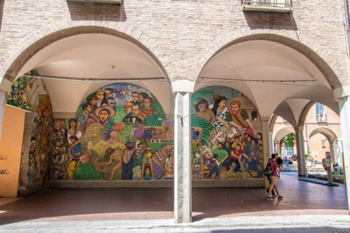 bologna city art