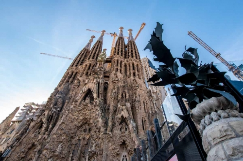Barcelona facts -sagrada familia